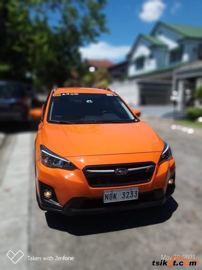 Subaru Xv 2018 - 1