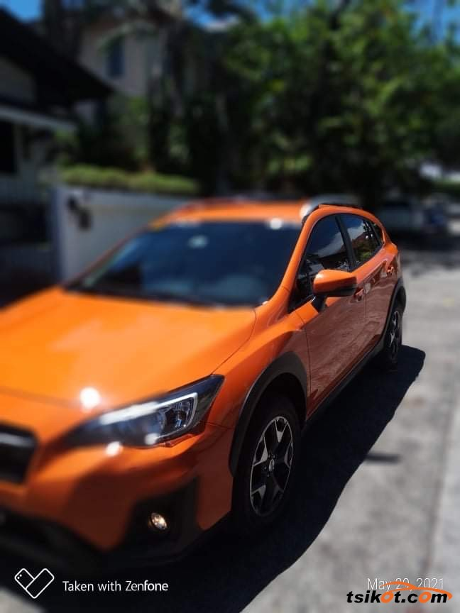 Subaru Xv 2018 - 3