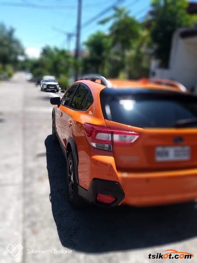 Subaru Xv 2018 - 5