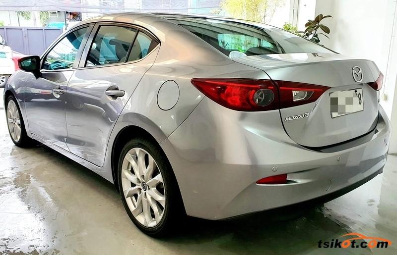 Mazda 3 2015 - 2