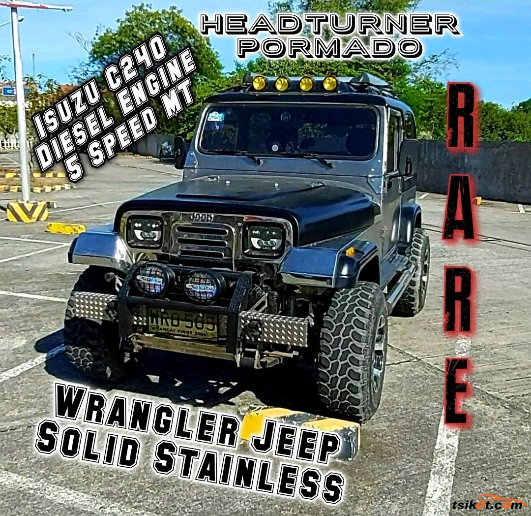 Jeep Wrangler 2001 - 1