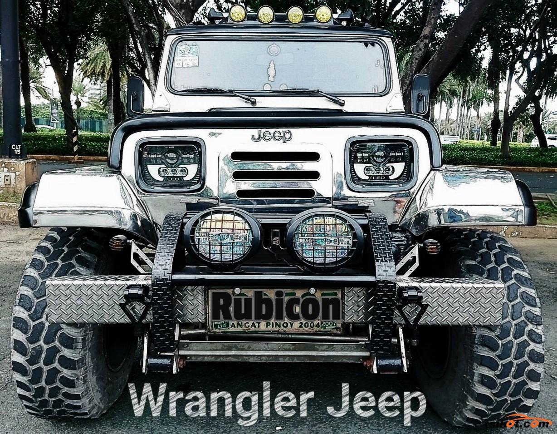 Jeep Wrangler 2001 - 3