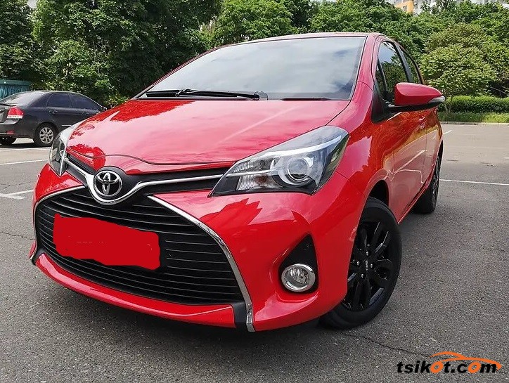 Toyota Yaris 2016 - 1