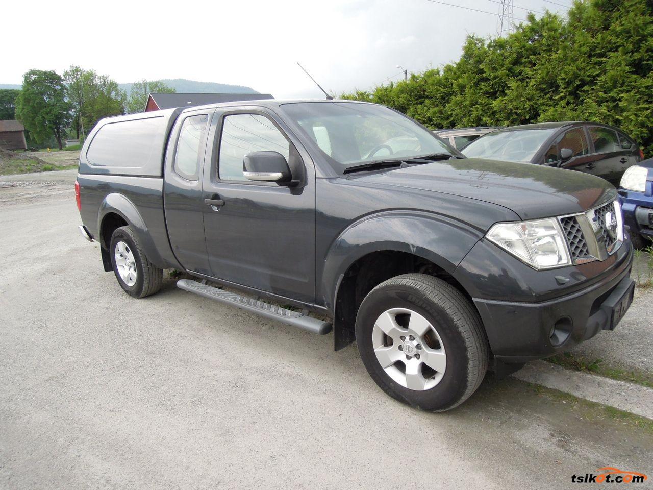 Nissan Navara 2007 - 1