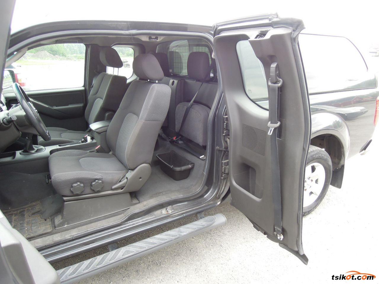 Nissan Navara 2007 - 5