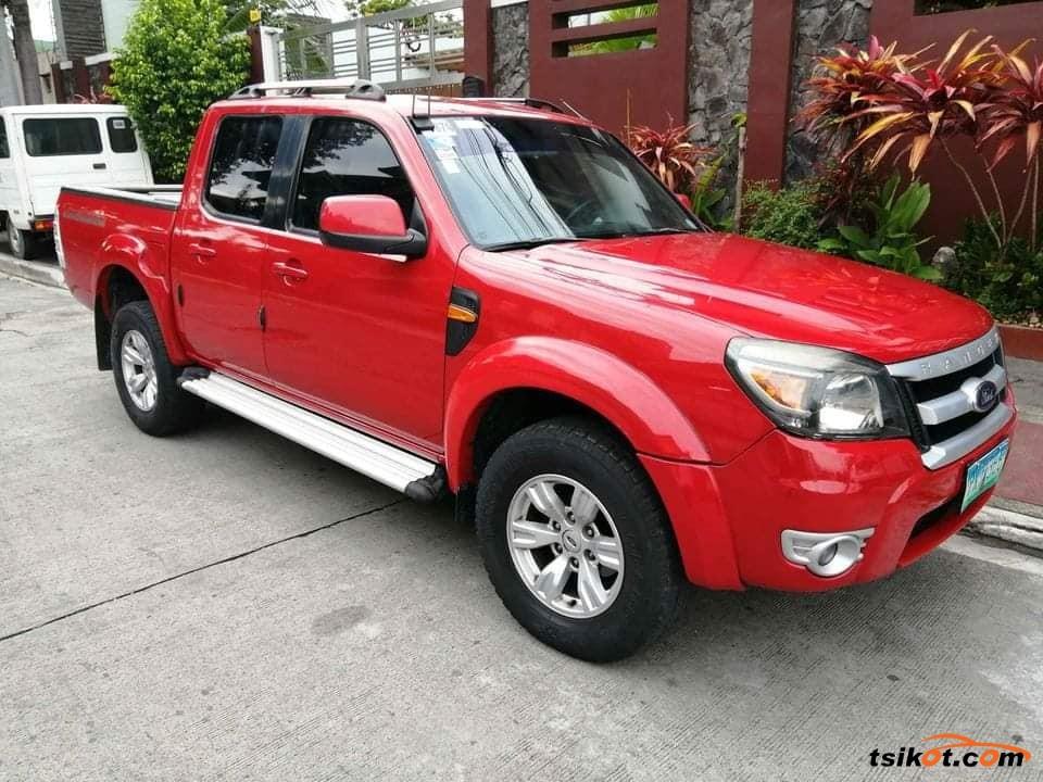 Ford Ranger 2010 - 1