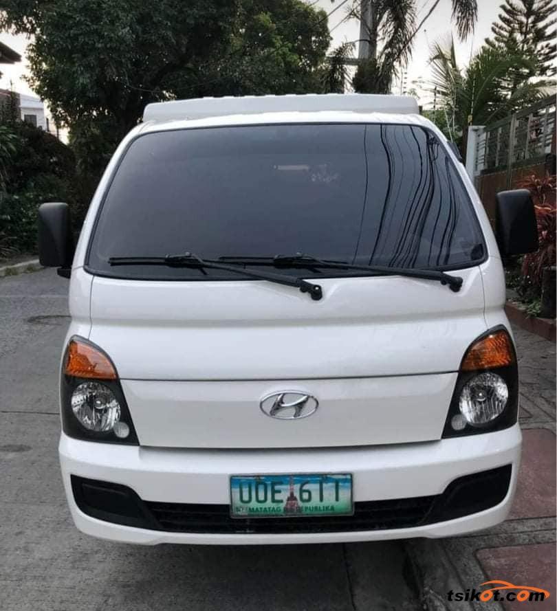 Hyundai H100 2013 - 2