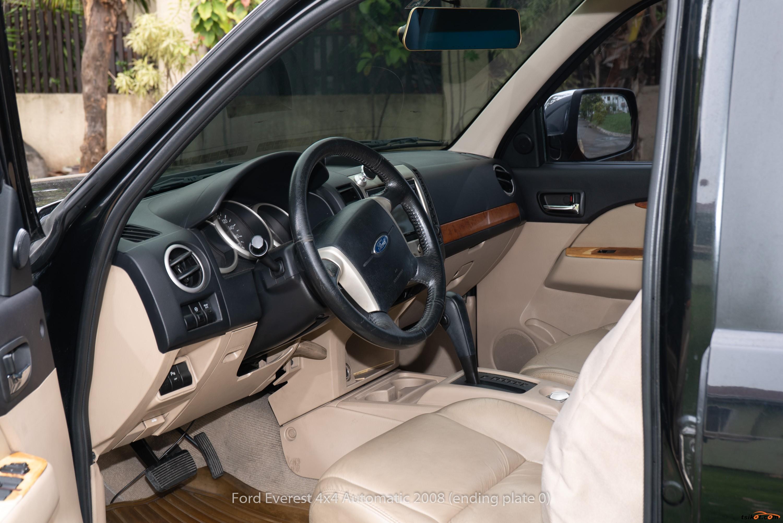 Ford Everest 2008 - 5