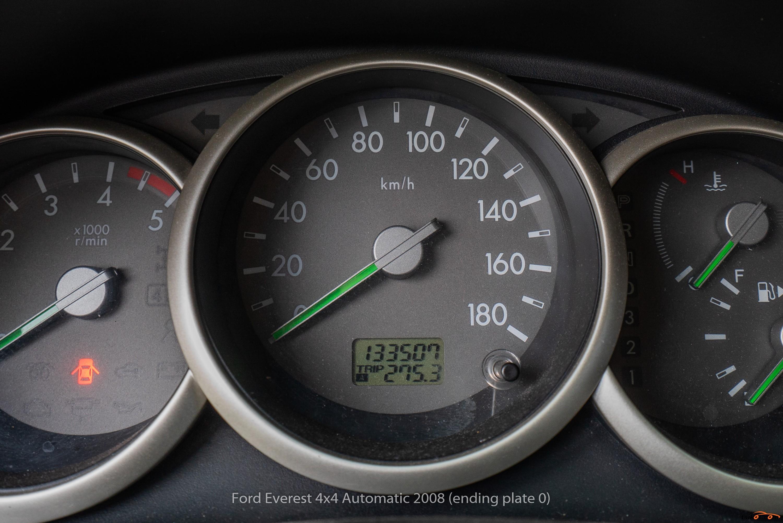 Ford Everest 2008 - 9