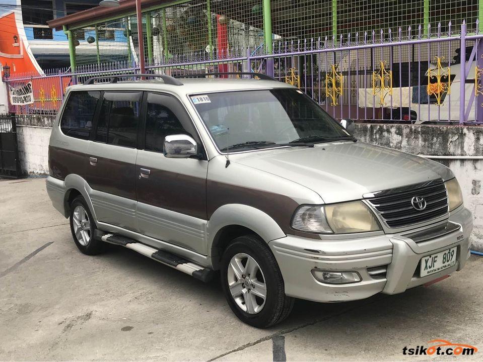 Toyota 4Runner 2003 - 1