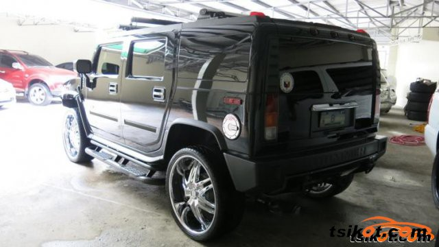 Hummer H2 2003 - 3