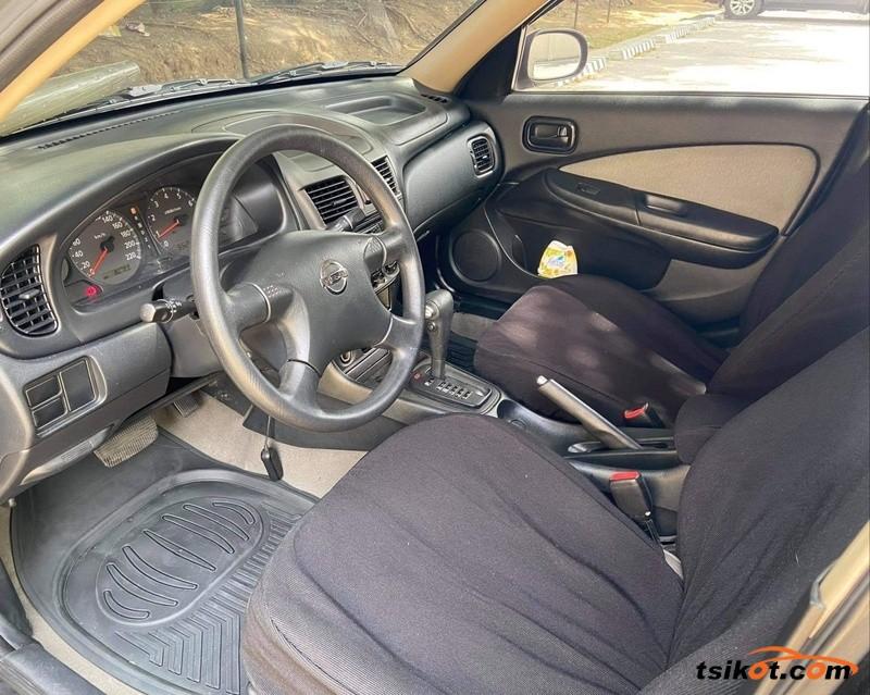 Nissan Sentra 2006 - 7