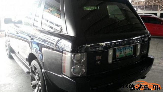 Rover Range Rover 2004 - 1