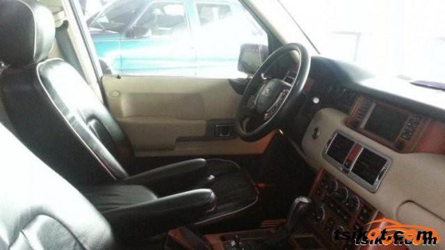 Rover Range Rover 2004 - 5
