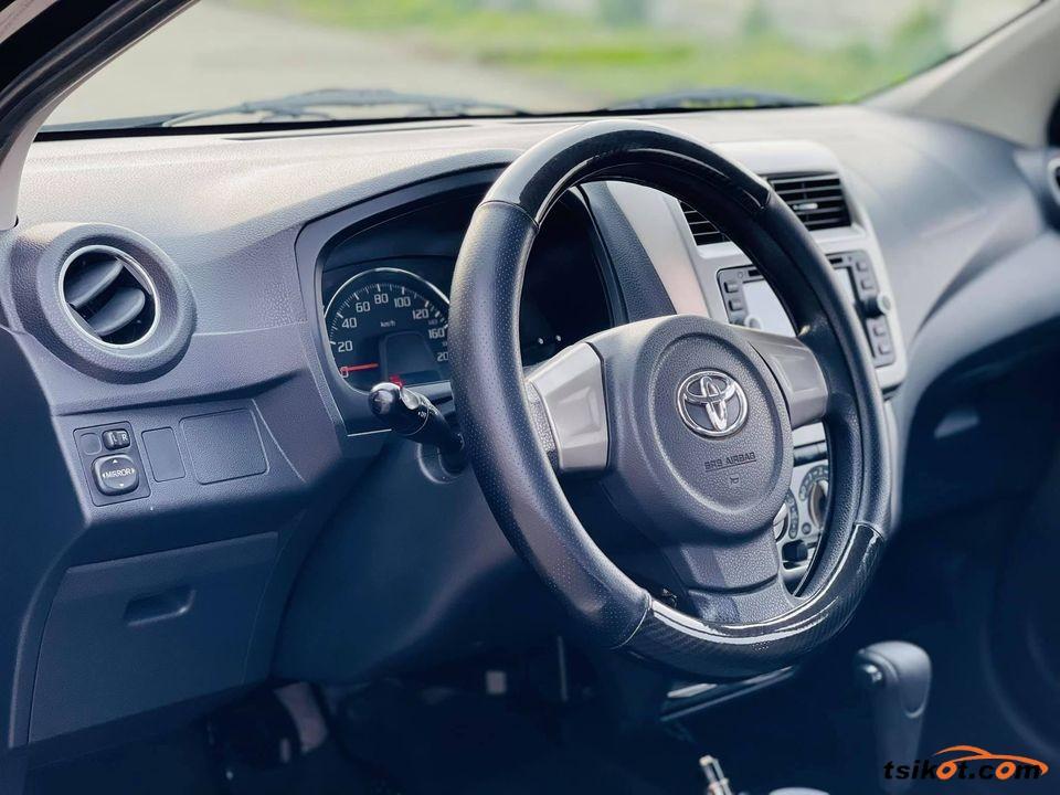 Toyota Wigo 2014 - 5