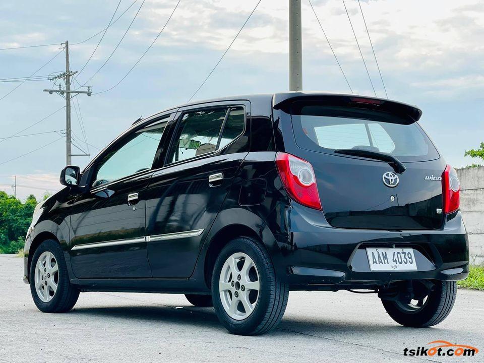 Toyota Wigo 2014 - 2