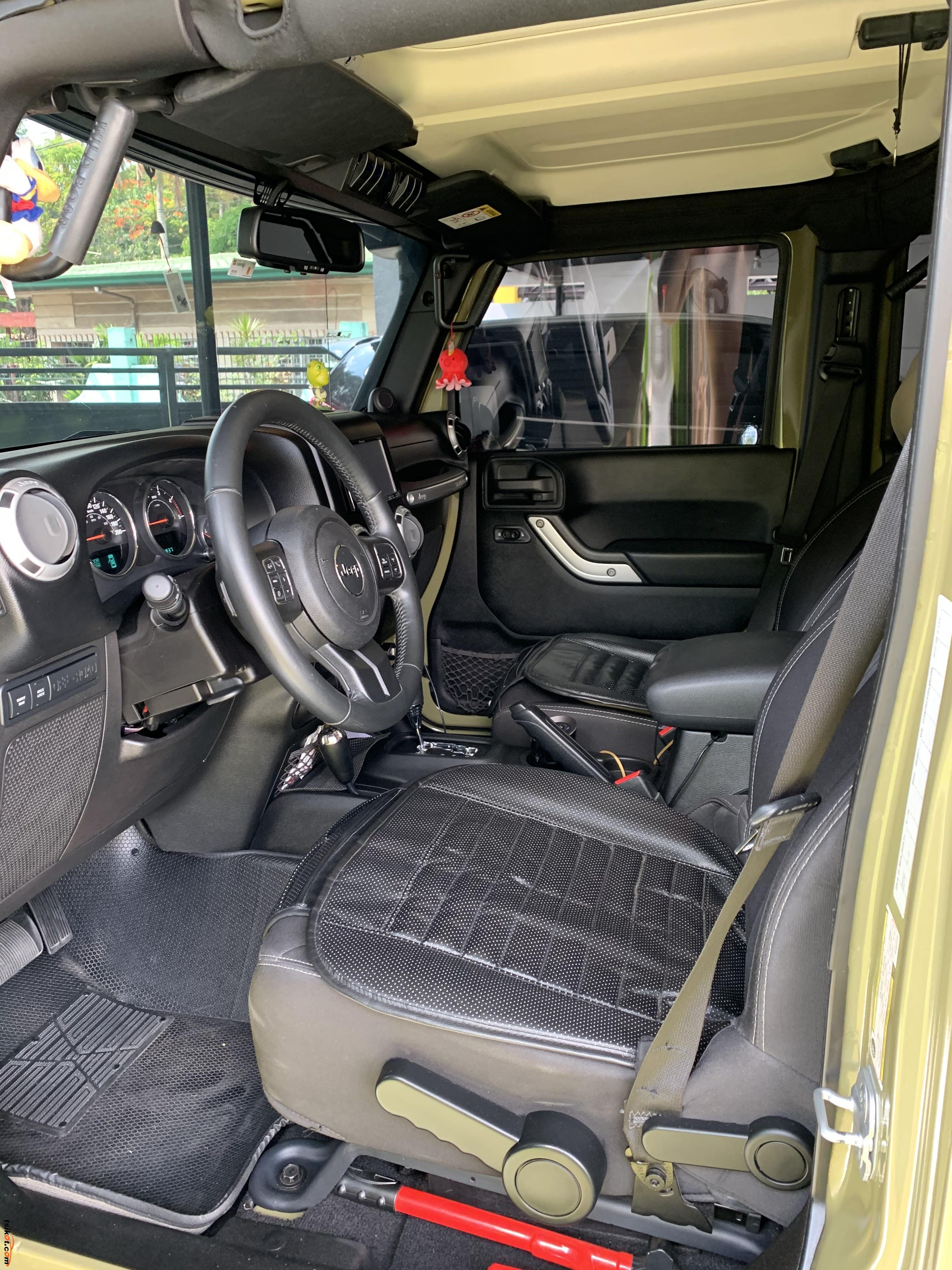 Jeep Wrangler 2014 - 3
