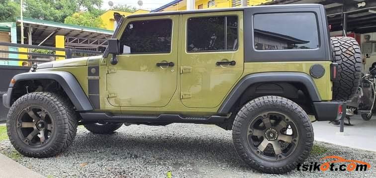 Jeep Wrangler 2014 - 7