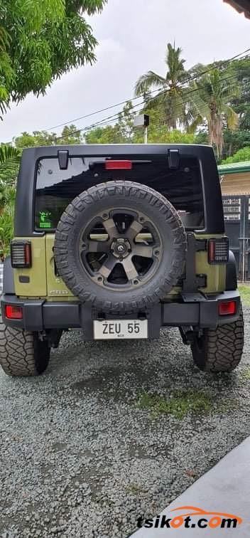 Jeep Wrangler 2014 - 8