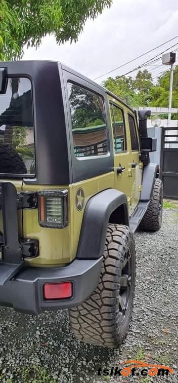 Jeep Wrangler 2014 - 5