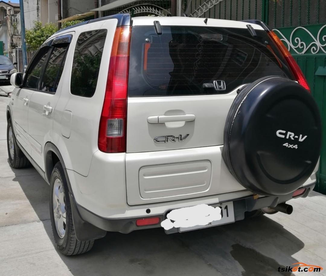 Honda Cr-V 2005 - 3