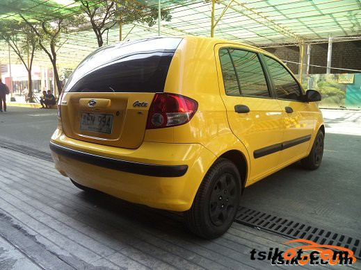Hyundai Getz 2006 - 5