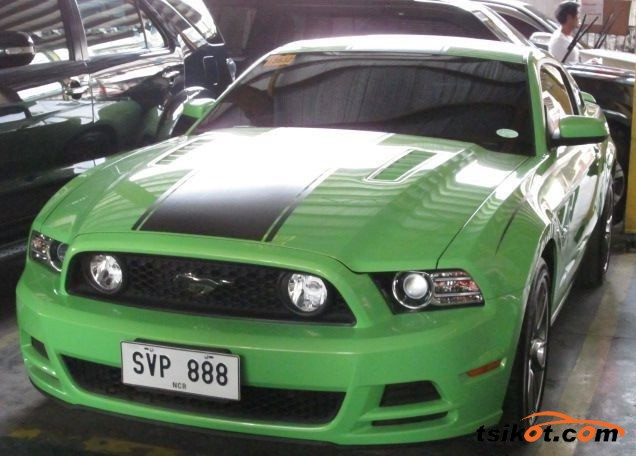 Ford Mustang 2014 - 1