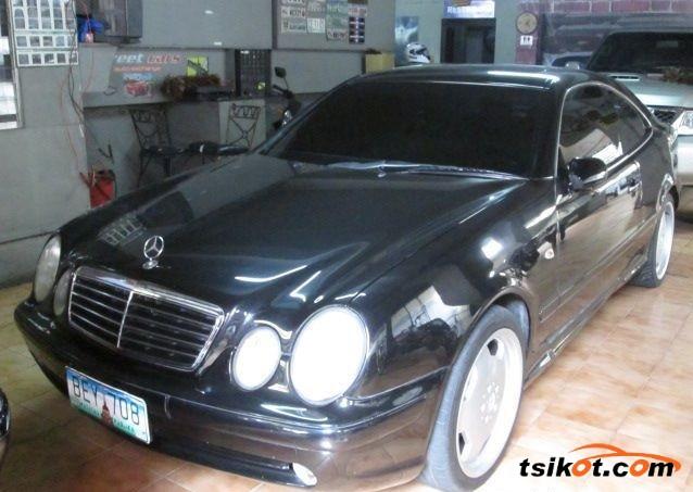 Mercedes-Benz Clk 1998 - 1