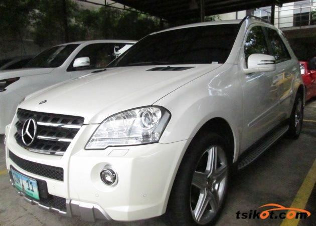Mercedes-Benz Ml 2011 - 1
