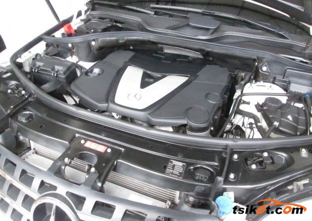 Mercedes-Benz Ml 2011 - 6