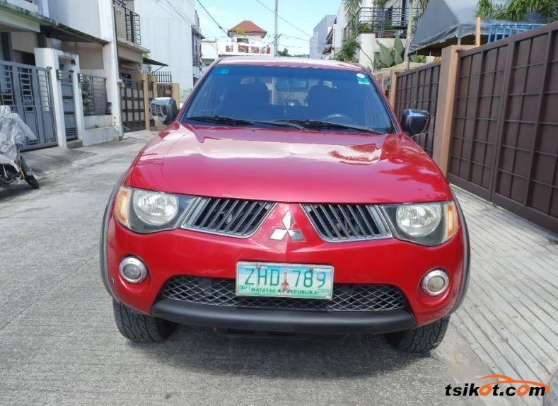 Mitsubishi Strada 2007 - 1