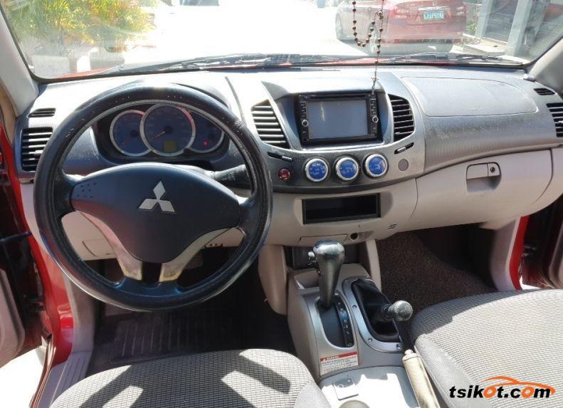 Mitsubishi Strada 2007 - 5