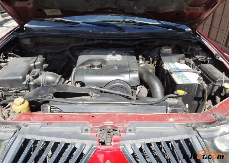 Mitsubishi Strada 2007 - 6