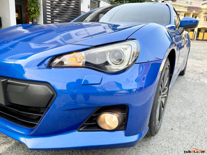 Subaru Brz 2016 - 4