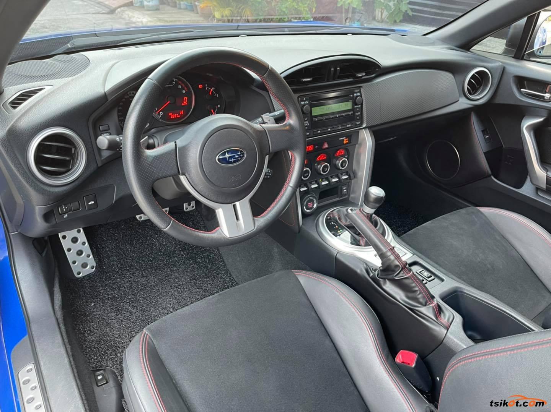 Subaru Brz 2016 - 7