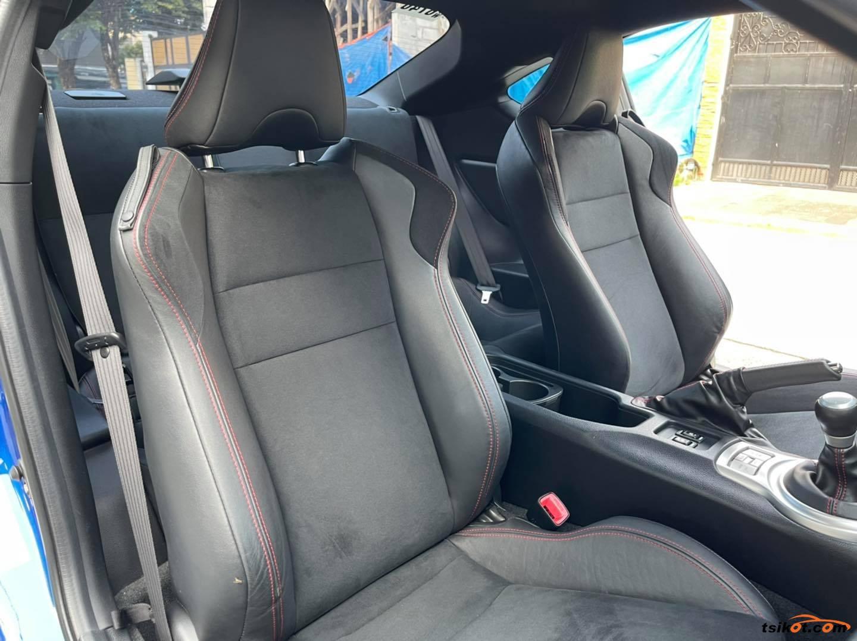 Subaru Brz 2016 - 8