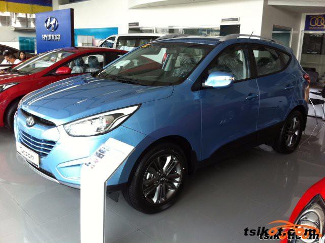 Hyundai Tucson 2015 - 5
