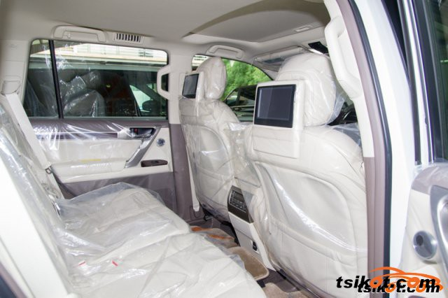 Lexus Gx 460 2015 - 3