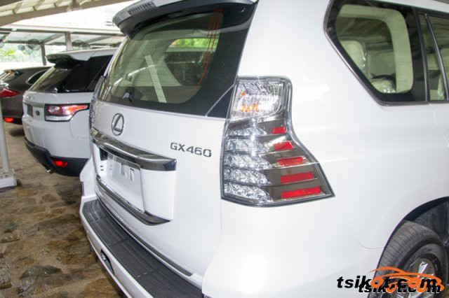 Lexus Gx 460 2015 - 5
