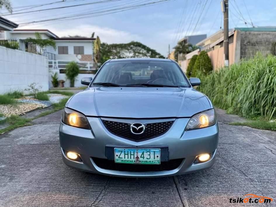 Mazda 3 2006 - 6