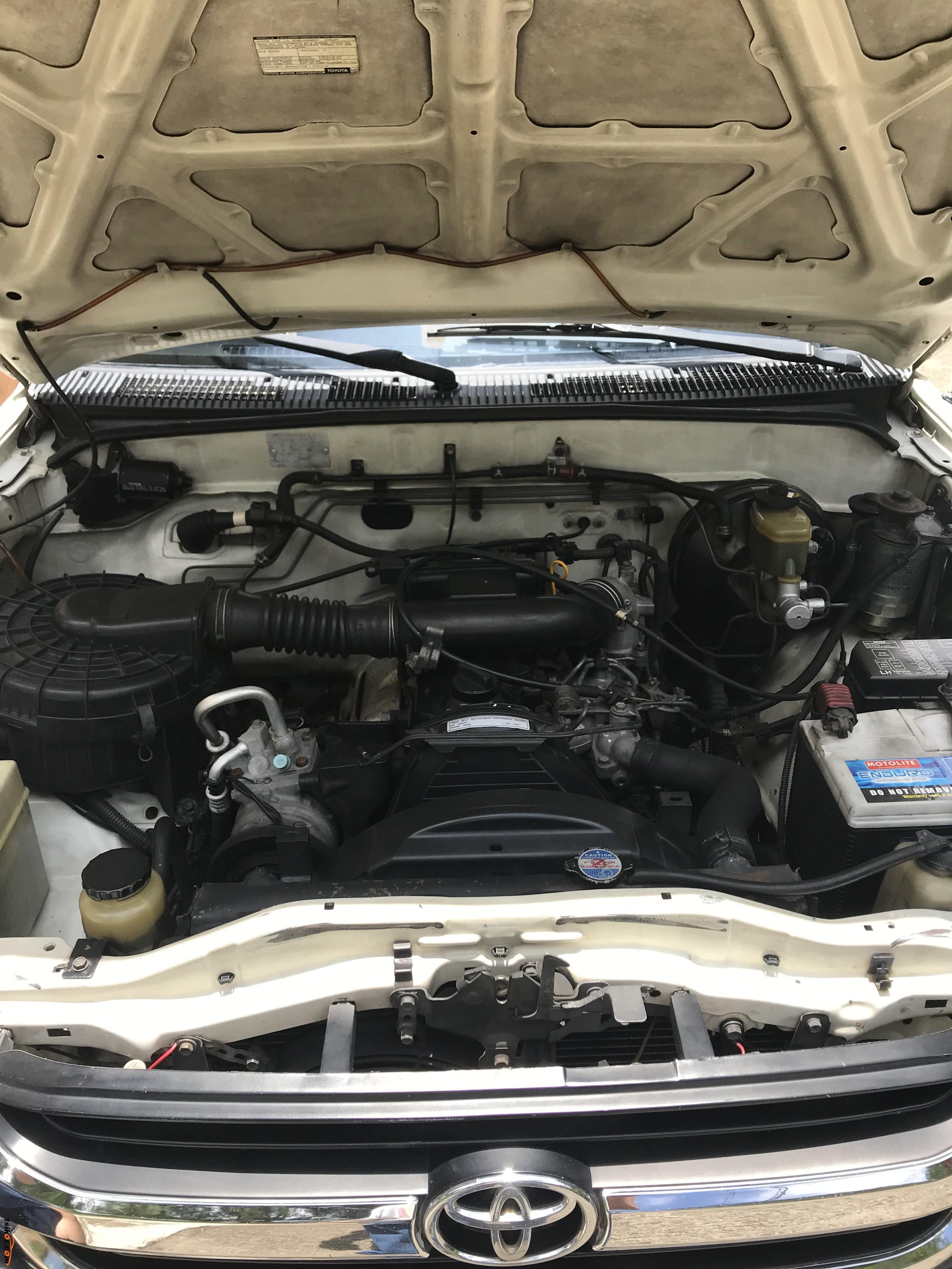 Toyota Hilux 2004 - 2