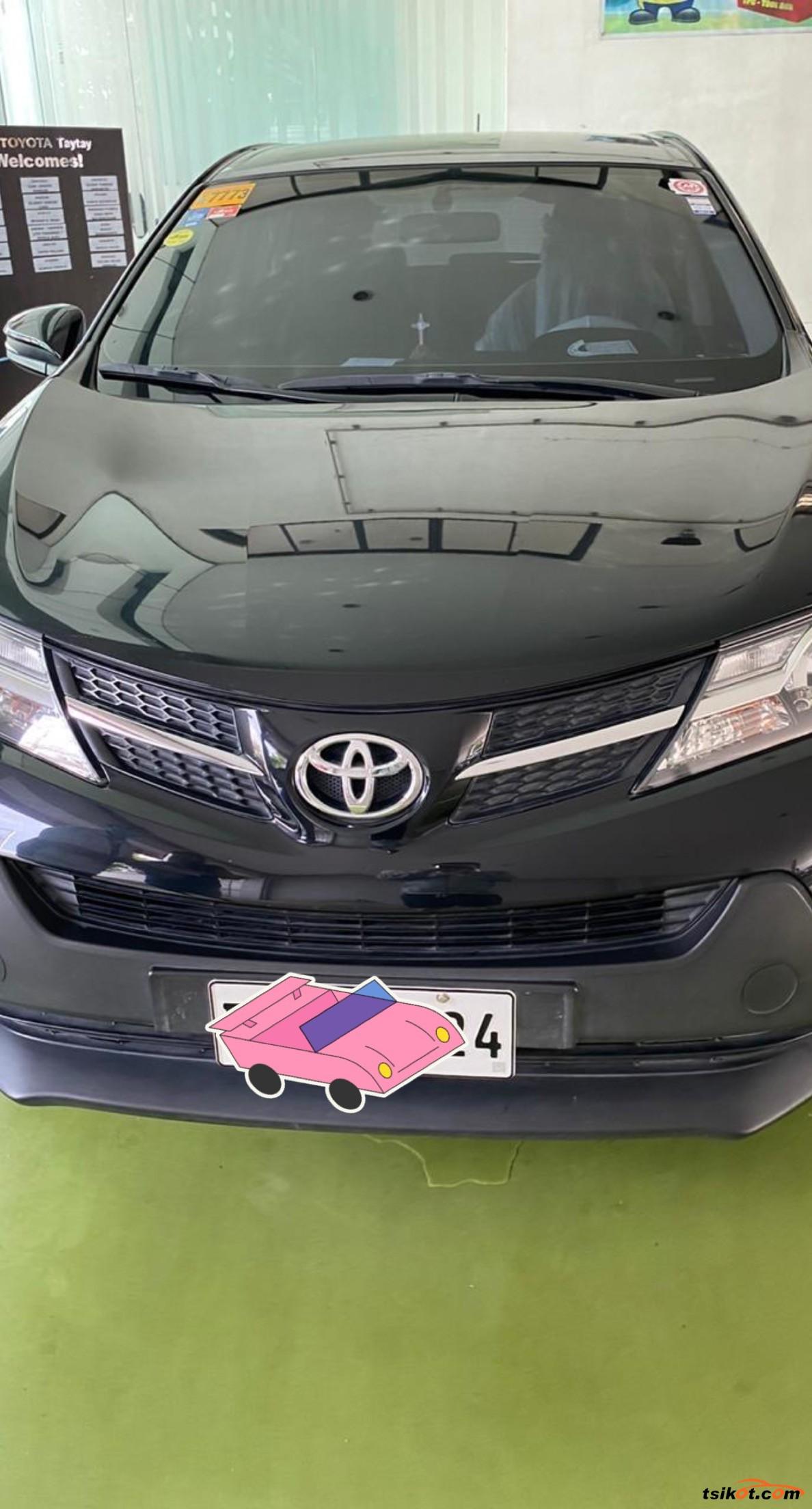 Toyota Rav4 2015 - 8