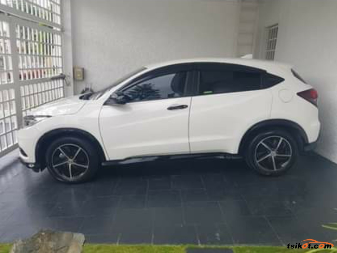 Honda Hr-V 2018 - 2