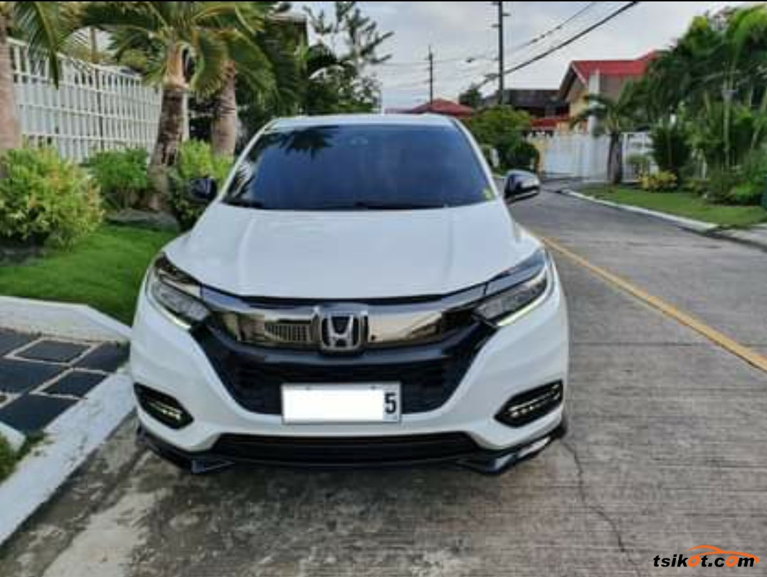 Honda Hr-V 2018 - 1