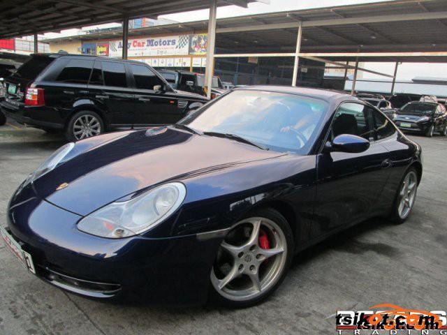 Porsche Carrera Gt 2002 - 2