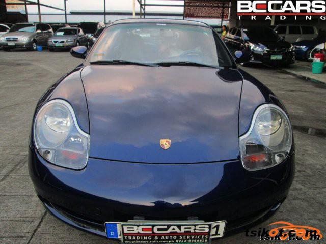 Porsche Carrera Gt 2002 - 3