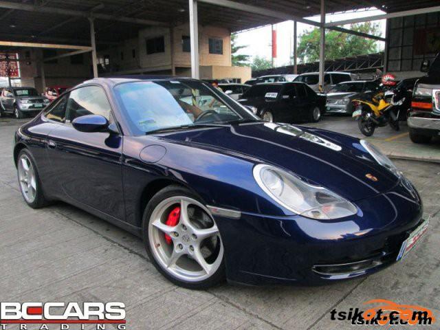 Porsche Carrera Gt 2002 - 5