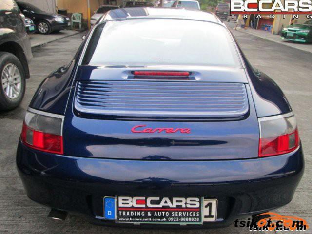 Porsche Carrera Gt 2002 - 6