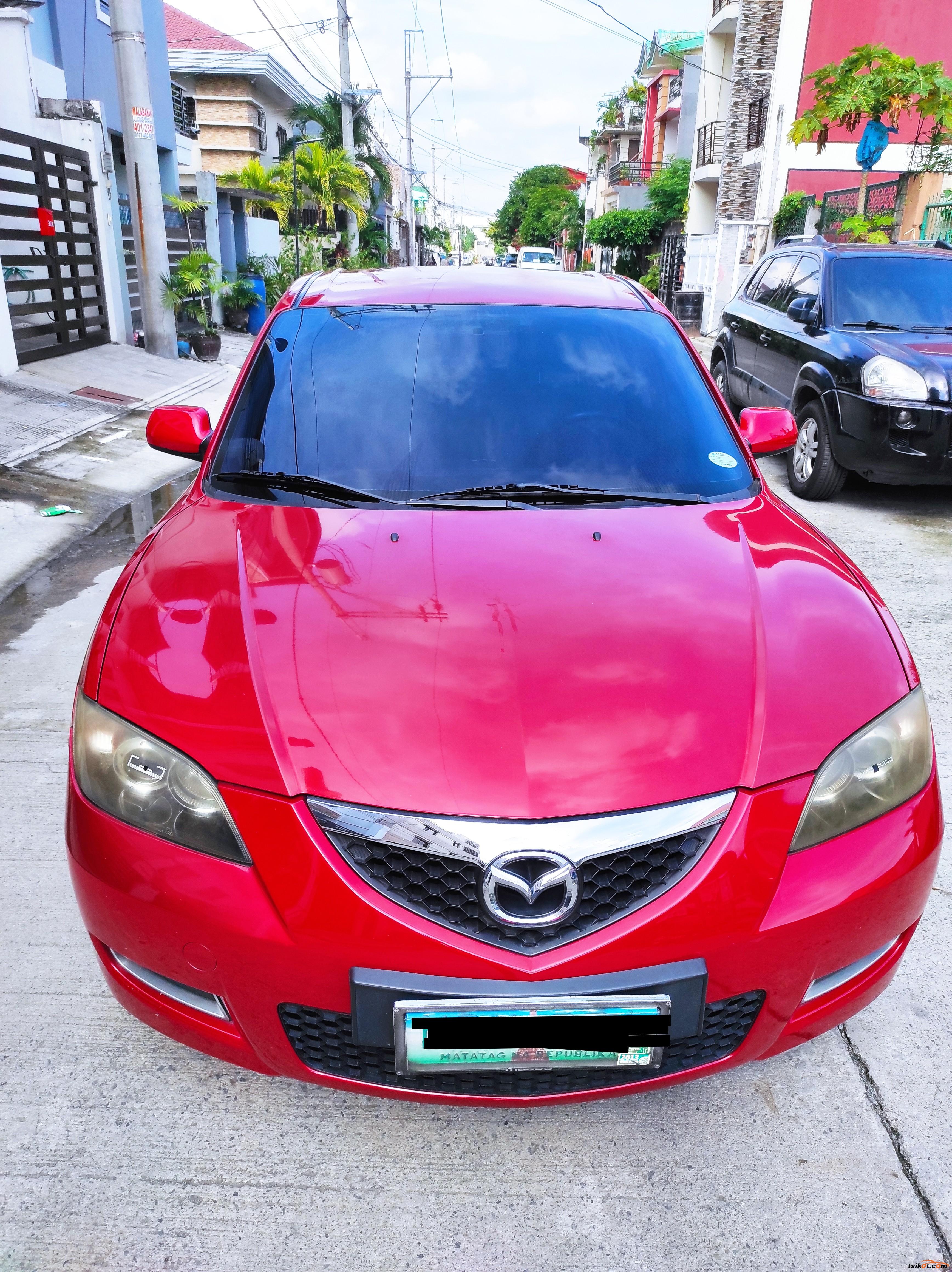 Mazda 3 2010 - 1