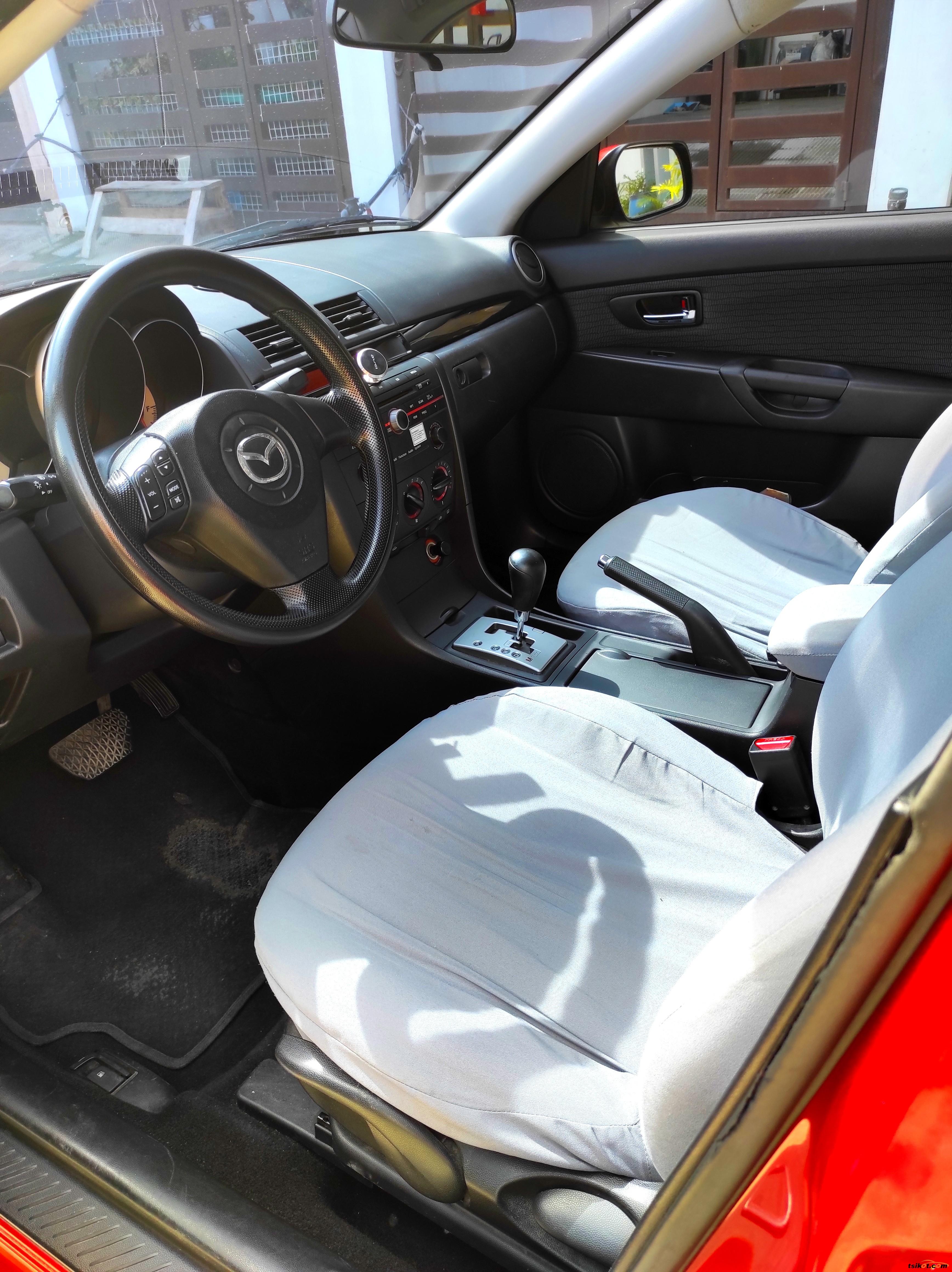 Mazda 3 2010 - 5